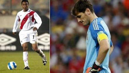 Selección Peruana: Nolberto Solano recordó golazo a Iker Casillas y España | VIDEO