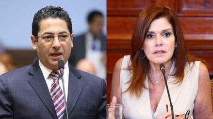 """Salvador Heresi le responde a Mercedes Aráoz: """"Su opinión refleja la incoherencia de quienes están nerviosos"""""""