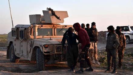 El Estado Islámico ejecutó a ocho personas al oeste de Irak