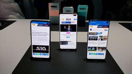 Samsung S10 | Primeras impresiones y toma de contacto desde San Francisco [VIDEO]