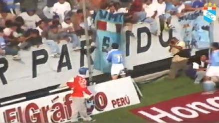 Alianza Lima vs. Sporting Cristal: celestes 'calientan' el partido con goles de Julinho