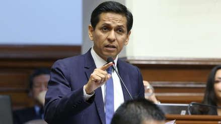 Jorge Meléndez renunció de forma irrevocable al partido Peruanos por el Kambio
