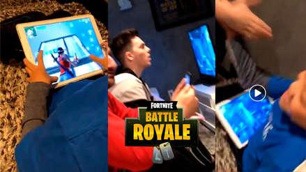 (Video) ¡Impresionante! Niño de 12 años humilló a jugador profesional de Fortnite