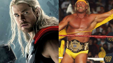 Chris Hemsworth interpretará a Hulk Hogan en película biográfica