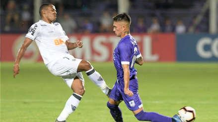Defensor Sporting perdió 2-0 ante Atlético Mineiro por la tercera fase de la Copa Libertadores