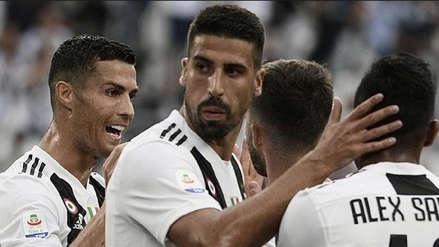 Juventus vs. Atlético de Madrid | Khedira fue operado del corazón por una arritmia