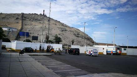 60 mil toneladas de productos varados en puerto Salaverry por huelga de camioneros