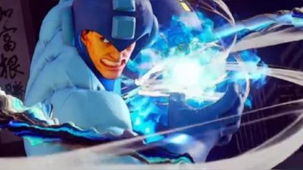 Personajes de Megaman se unen a Street Fighter V en nuevo contenido descargable