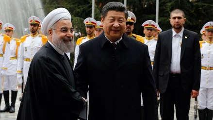 Xi Jinping: Relaciones entre China e Irán