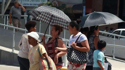 Senamhi: Lima registró este jueves su temperatura más alta en lo que va del verano