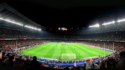 El Camp Nou y los estadios más espectaculares de Barcelona