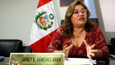 Janet Sánchez renunció de forma irrevocable al partido Peruanos por el Kambio