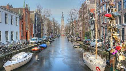 Cinco actividades raras que puedes hacer en tu visita a Ámsterdam