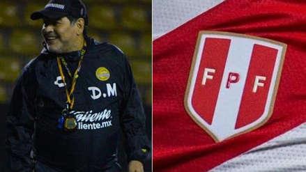 Dorados de Sinaloa de Diego Maradona enfrentará a peruano en la Copa MX