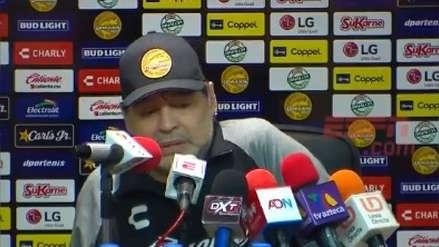 Diego Maradona: la inesperada comparación entre Dorados y la Selección de Argentina