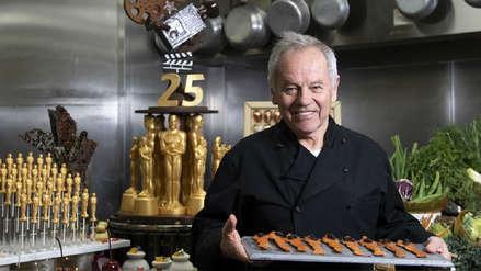 De salmón ahumado con caviar a estatuillas de chocolate doradas: Así será el menú del Oscar 2019