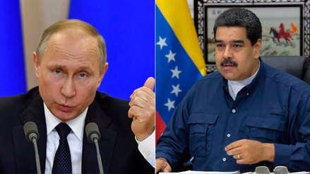 Rusia denuncia que ayuda de Estados Unidos a Venezuela
