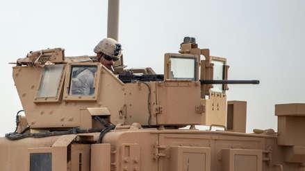 Estados Unidos dejará en Siria 200 militares, aseguró la Casa Blanca