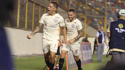 Universitario ganó 3-1 a Pirata FC por la fecha segunda fecha de la Liga 1