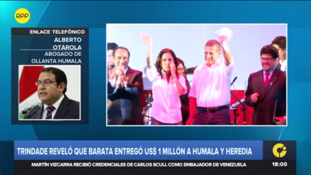 Abogado de Humala: Colaborador