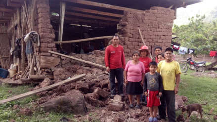 Estos son los daños que causó sismo de magnitud 7.7 en Piura, Cajamarca, Amazonas y San Martín