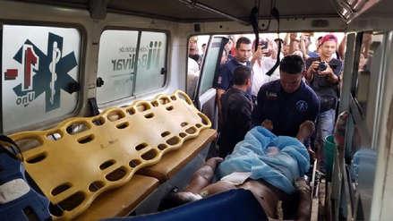 Dos indígenas venezolanos murieron en choque con militares por ayuda humanitaria