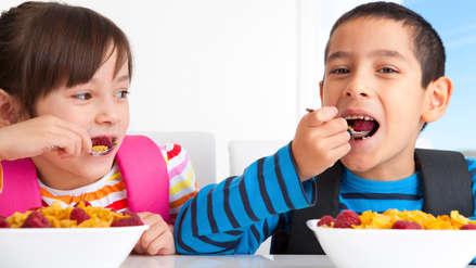 Regreso a clases: El desayuno y su importancia en la nutrición de un escolar