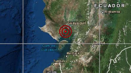 Un nuevo sismo con epicentro en Ecuador se sintió en Tumbes