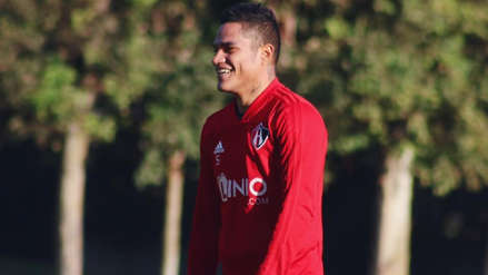 Anderson Santamaría habló sobre su lesión: