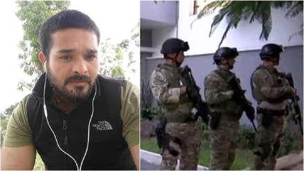 Sucamec: Hombre abatido en Surquillo no tenía licencia vigente para portar armas