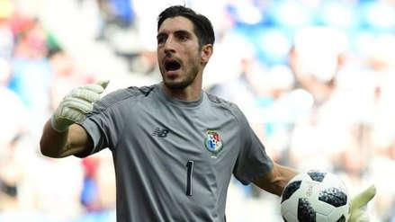 Panamá   Jaime Penedo anuncia su retiro del fútbol tras 20 años de carrera