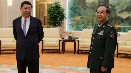 Exjefe máximo del Ejército de China fue condenado a cadena perpetua por corrupción