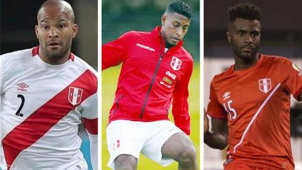 El momento de los defensas de la Selección Peruana plagado de lesiones y falta de continuidad
