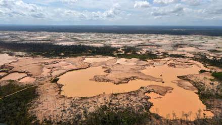 Extracción ilegal de minerales ha avanzado peligrosamente a 13 regiones del Perú