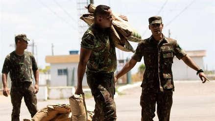 La ayuda humanitaria de Brasil parte hacia la frontera con Venezuela