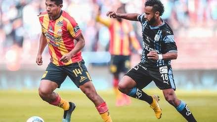 Monarcas Morelia perdió 3-0 ante Querétaro por la fecha  8 del Clausura por la Liga MX