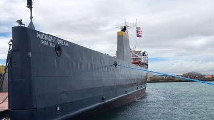 Venezuela | Barco con ayuda humanitaria de Puerto Rico recibió