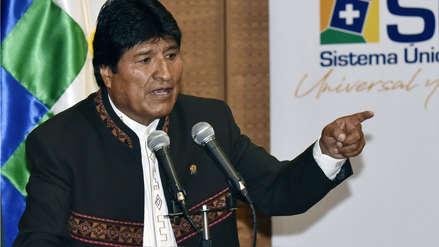 Bolivia | Evo Morales dice que si gana las elecciones será su último mandato presidencial