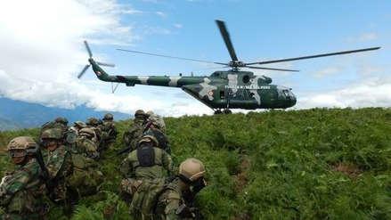 Fuerzas militares abatieron al 'Camarada Leonidas', guardaespaldas de Jorge Quispe Palomino