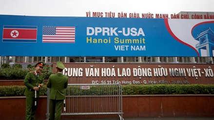 Llegan a Hanoi 200 agentes secretos de EE.UU. antes de la cumbre Donald Trump-Kim Jong-un
