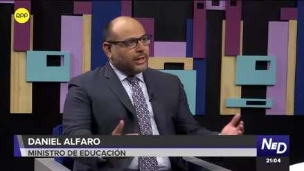 Ministro de Educación: Perú estaba cumpliendo con infraestructura para Mundial Sub17