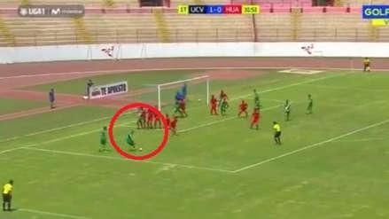 César Vallejo vs. Sport Huancayo | Así fue el golazo de Carlos Neumann a Raúl Fernández