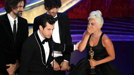 Lady Gaga ganó su primer Oscar: