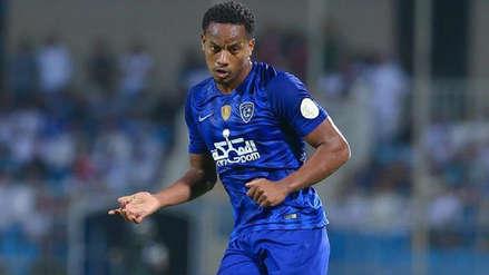 André Carrillo no fue incluido en la lista del Al Hilal para la Liga de Campeones de Asia
