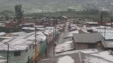 Ayacucho | Una anciana falleció por hipotermia tras lluvias con granizo en Puquio