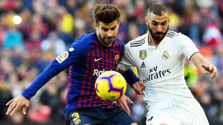 Barcelona vs. Real Madrid EN VIVO: horarios y canales del clásico español por Copa del Rey