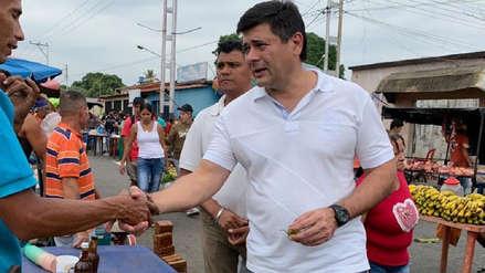 Diputado venezolano Freddy Superlano es