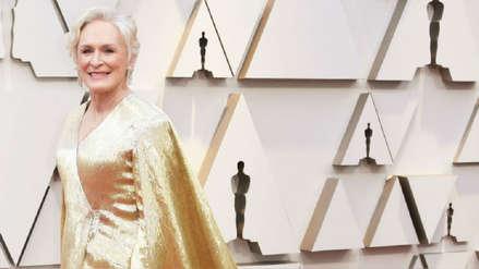 Glenn Close y la maldición del Oscar: Ha sido nominada 7 veces y no ha ganado ni una vez