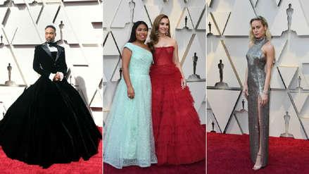 Oscar 2019: Los 15 más elegantes y sexys looks de la alfombra roja