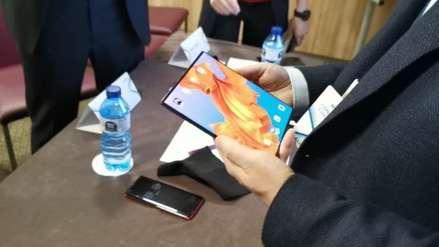 Huawei Mate X   Primeras impresiones y toma de contacto desde Barcelona [VIDEO]